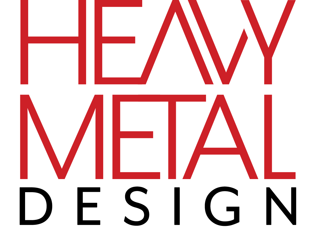 Heavy Metal Design logo