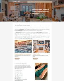 Texas Pecan Wood Website